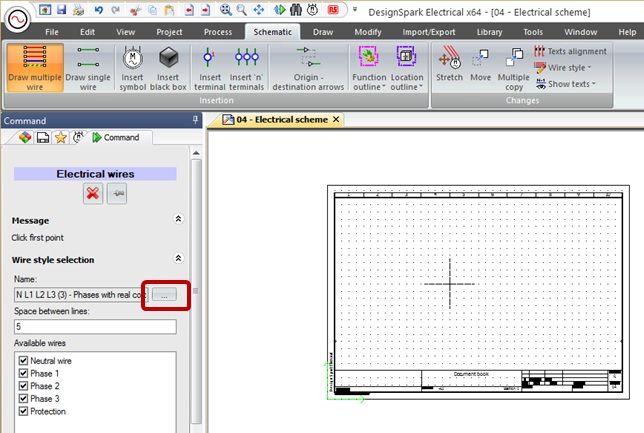 How do I create a schematic drawing? – DesignSpark Support