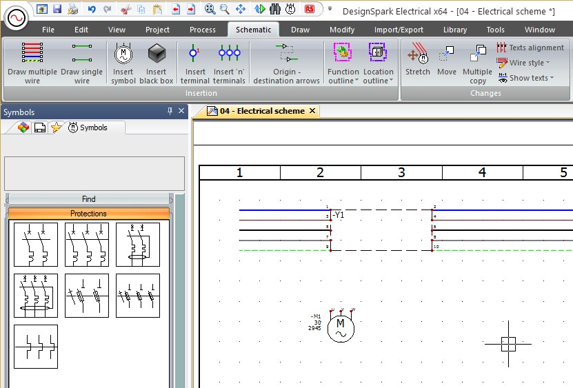 How do I create a schematic drawing? – DesignSpark Support Draw Electrical Schematic on electrical layouts, electrical drafting, electrical code, electrical assembly, electrical data sheets, electrical controls, electrical kits, electrical formulas, electrical troubleshooting, electrical wiring, electrical drawings, electrical box types and uses, electrical calculations, electrical symbols, electrical conduit, electrical area classification, electrical books, electrical artwork, electrical tools, electrical diagrams,