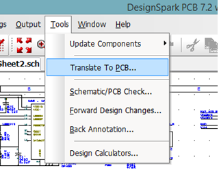 How Can I Convert Schematics To PCB