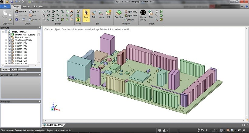 How to Export PCB designs into DesignSpark Mechanical